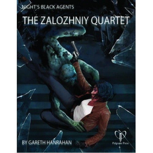 Night's Black Agents - The Zalozhniy Quartet available at 401 Games Canada