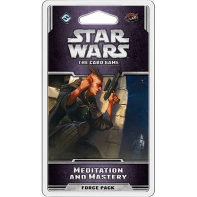 Star Wars Living Card Game - Meditation and Mastery
