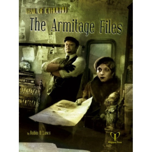Trail of Cthulhu - The Armitage Files - 401 Games