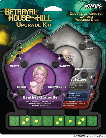 Buy Betrayal at House on the Hill: Upgrade Kit and more Great Board Games Products at 401 Games