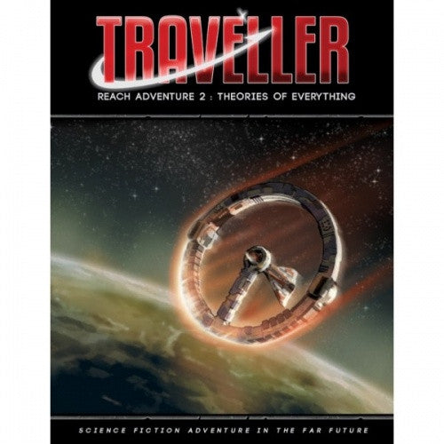 Traveller - Reach Adventure 2: Theories of Everything available at 401 Games Canada