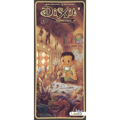 Buy Dixit - Harmonies - 8 and more Great Board Games Products at 401 Games