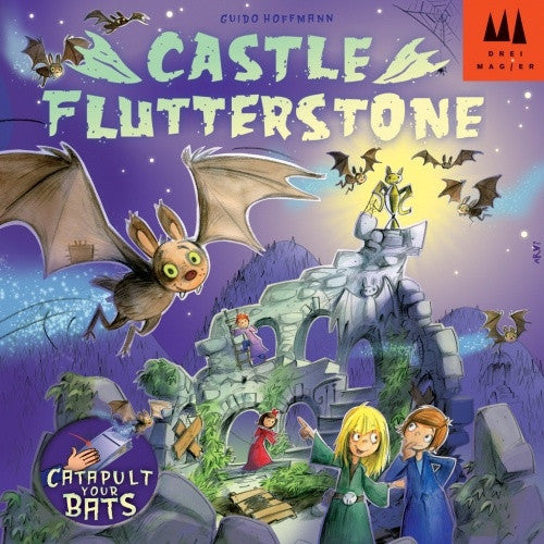 Castle Flutterstone available at 401 Games Canada