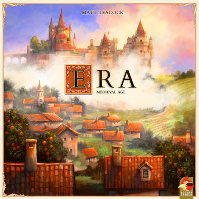 Buy Era - Medieval Age (Pre-Order) and more Great Board Games Products at 401 Games