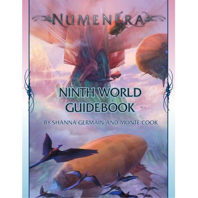 Numenera - Ninth World Guidebook available at 401 Games Canada