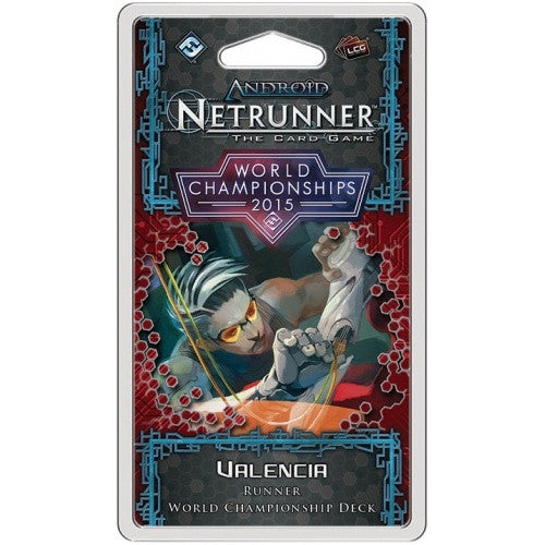 Android: Netrunner LCG - World Championship Deck - Runner - Valencia - 401 Games