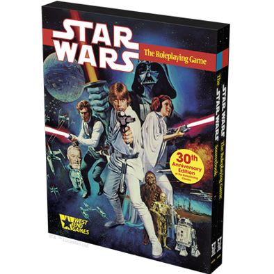 Star Wars - The Roleplaying Game 30th Anniversary (Pre-Order 2017) - 401 Games