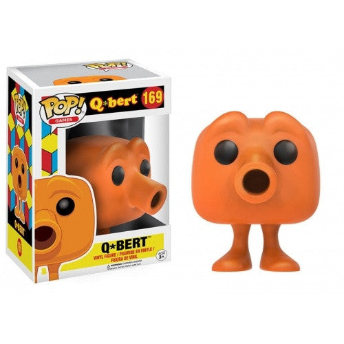 Pop! Games Q*Bert - Q*bert - 401 Games