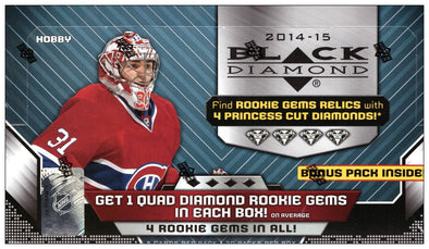 Buy 2014-15 Upper Deck Black Diamond Hockey Hobby Box and more Great Sports Cards Products at 401 Games