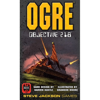 Ogre - Objective 218 - 401 Games
