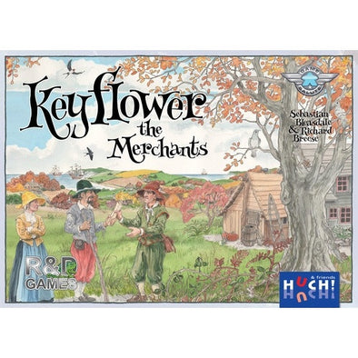 Keyflower - The Merchants - 401 Games