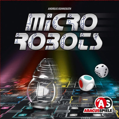 Buy Micro Robots and more Great Board Games Products at 401 Games