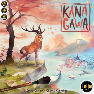 Buy Kanagawa and more Great Board Games Products at 401 Games