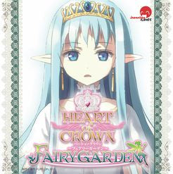 Buy Heart of Crown: Fairy Garden and more Great Board Games Products at 401 Games