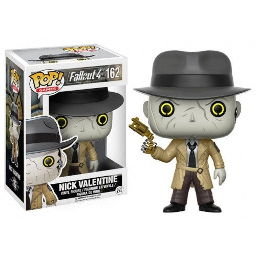 Pop! Fallout 4 - Nick Valentine - 401 Games
