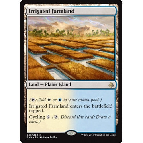 Irrigated Farmland (AKH) available at 401 Games Canada