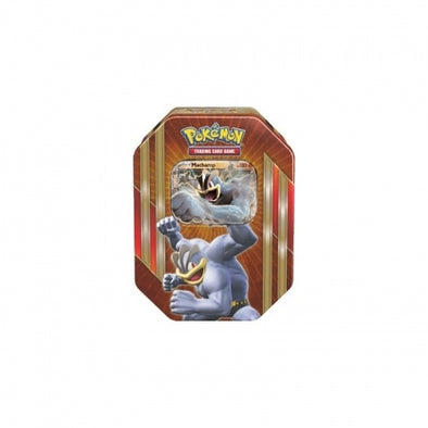 Buy Pokemon - Triple Power Tin - Machamp EX and more Great Pokemon Products at 401 Games