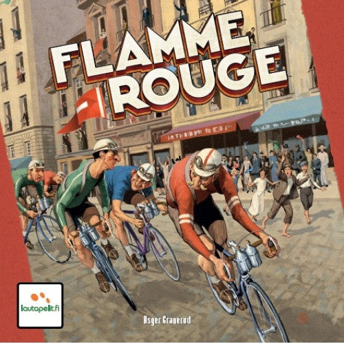 Flamme Rouge available at 401 Games Canada