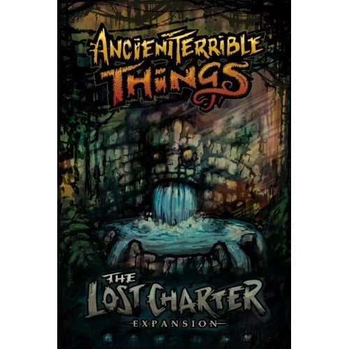 Ancient Terrible Things - The Lost Charter Expansion - 401 Games