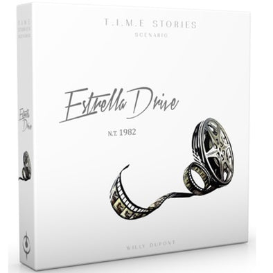 T.I.M.E. Stories - Estrella Drive (Pre-Order) - 401 Games