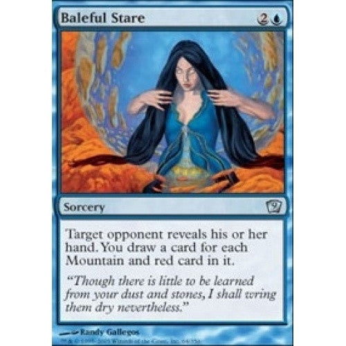 Baleful Stare available at 401 Games Canada