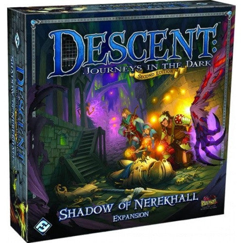 Descent - 2nd Edition - Shadow Of Nerekhall Expansion available at 401 Games Canada