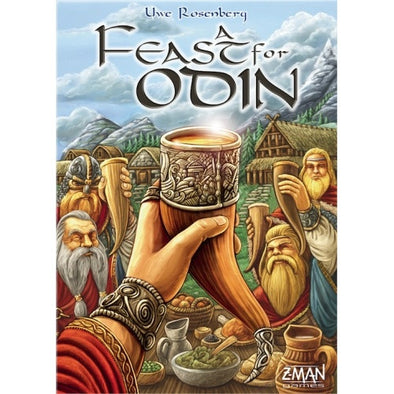 Buy A Feast for Odin and more Great Board Games Products at 401 Games