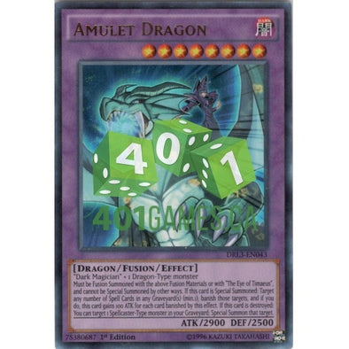 Amulet Dragon - (Ultra Rare) available at 401 Games Canada