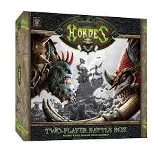 Buy Hordes - Two-Player Battle Box and more Great Tabletop Wargames Products at 401 Games