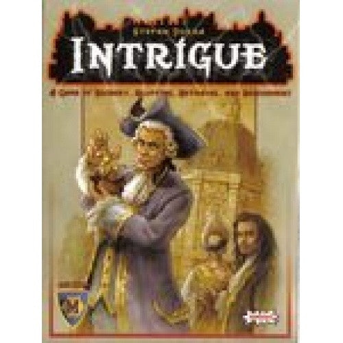 Intrigue - 401 Games