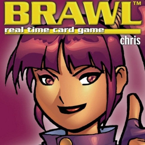 Buy Brawl - Real Time Card Game - Chris and more Great Board Games Products at 401 Games