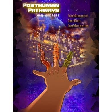 Posthuman Pathways - Core Rulebook - 401 Games