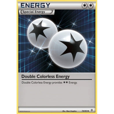 Double Colorless Energy - 74/83 - 401 Games