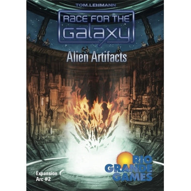 Race for the Galaxy - Alien Artifacts - 401 Games