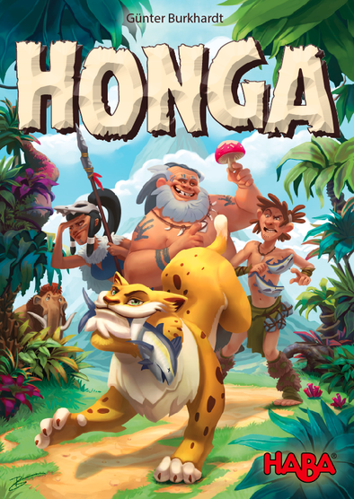Honga available at 401 Games Canada