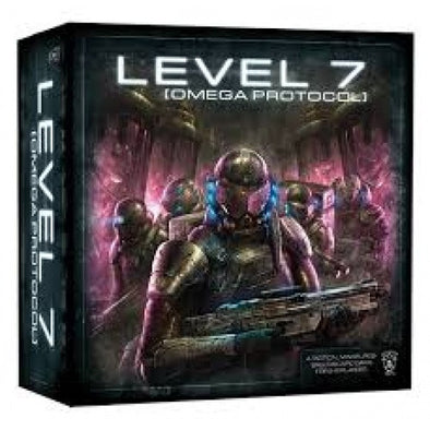 Level 7 - Omega Protocol Second Edition available at 401 Games Canada
