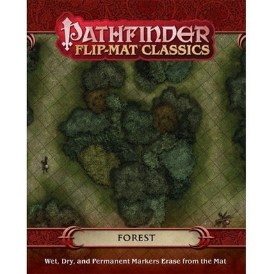 Buy Pathfinder - Flip Mat - Classics: Forest and more Great RPG Products at 401 Games