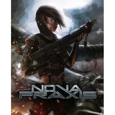 Nova Praxis - Core Rulebook available at 401 Games Canada