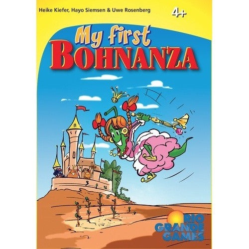 Bohnanza - My First Bohnanza - 401 Games