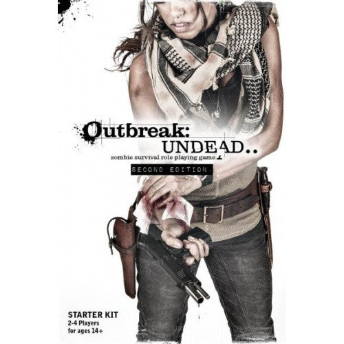 Buy Outbreak: Undead - Second Edition and more Great RPG Products at 401 Games