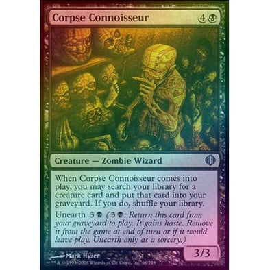 Corpse Connoisseur (Foil) (ALA) available at 401 Games Canada