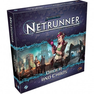 Android: Netrunner LCG - Order and Chaos - 401 Games