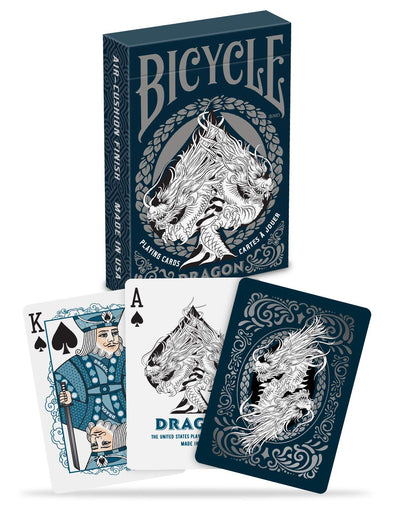 Bicycle - Playing Cards - Dragon - 401 Games