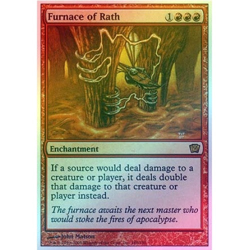 Furnace of Rath (Foil) - 401 Games