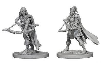 Dungeons and Dragons Nolzur's Marvelous Unpainted Minis: Human Female Ranger - 401 Games