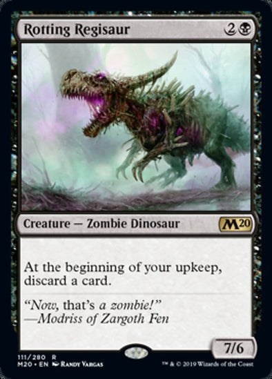 Rotting Regisaur (M20) - 401 Games