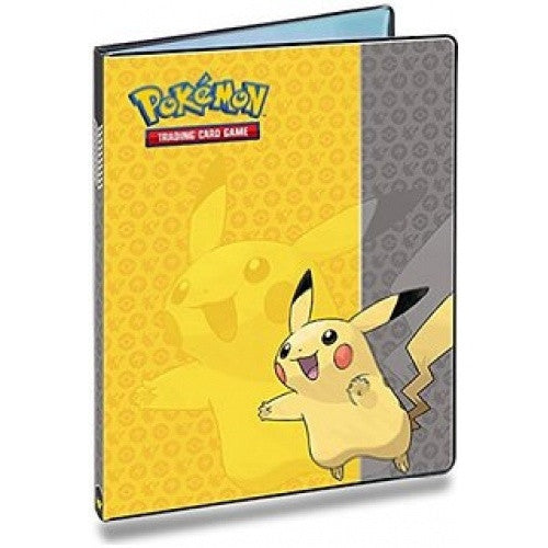Buy 4 Pocket PKM Binder Pokemon Pikachu and more Great Sleeves & Supplies Products at 401 Games