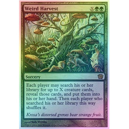Weird Harvest (Foil) available at 401 Games Canada