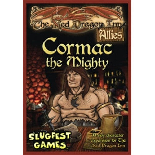 Red Dragon Inn Allies - Cormac the Mighty - 401 Games