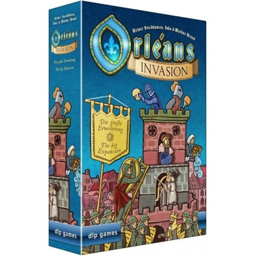 Orleans - Invasion Expansion available at 401 Games Canada